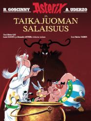 Asterix ja taikajuoman salaisuus. Gay ja Tarrin, 2019 (Clichyn ja Astierin elokuvan mukaan). Egmont Kustannus. Kuvakirja, suomennos ranskasta.