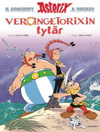 Asterix: Vercingetorixin tytär. Ferri ja Conrad, 2019. Egmont Kustannus. Suomennos ranskasta.